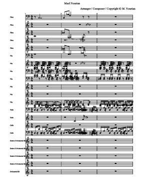 Sheet Music Bloody Hunt Op. 1 No.1/No.1bis