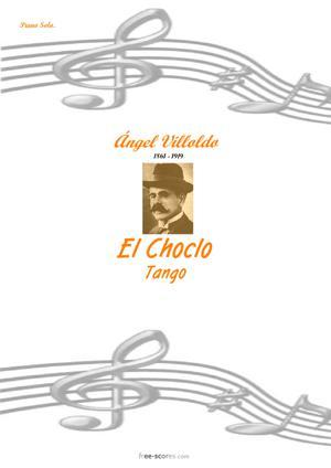 Sheet Music El Choclo