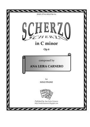 Sheet Music SCHERZO