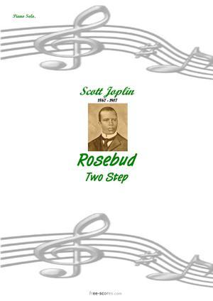 Sheet Music Rosebud