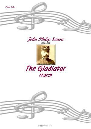 Sheet Music The Gladiator