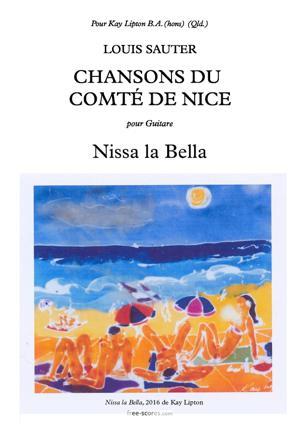 Sheet Music Nissa la Bella