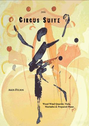 Sheet Music Circus Suite