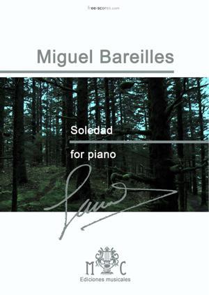 Sheet Music Soledad
