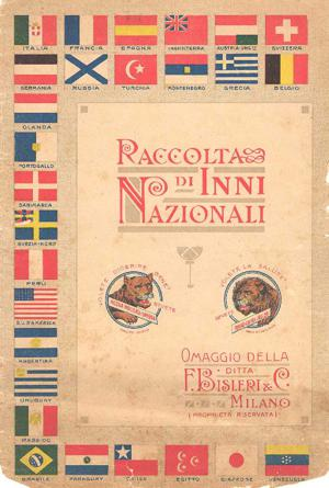 Sheet Music National Anthems