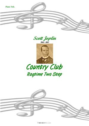 Sheet Music Country Club