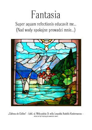 """Sheet Music Fantasia """"Super aquam..."""""""