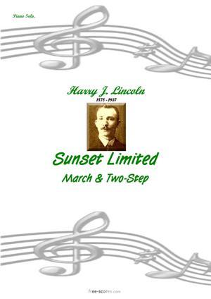Sheet Music Sunset Limited