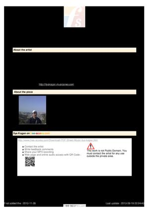 Sheet Music Spain by Chick Corea