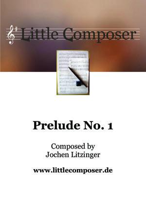 Sheet Music Prelude No. 1