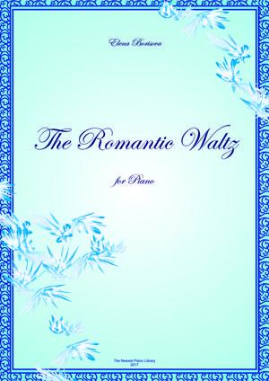 Sheet Music The Romantic Waltz