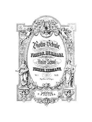 Sheet Music Violin School (140 studies in 2 volumes)