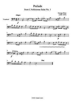 Sheet Music Prelude