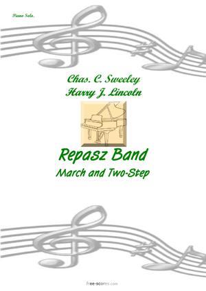 Sheet Music Repasz Band