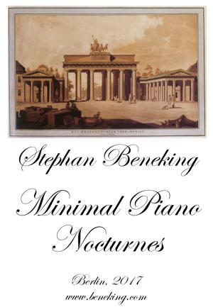 Sheet Music Minimal Piano Nocturnes