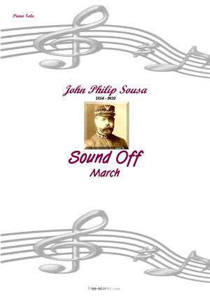Sheet Music Sound Off