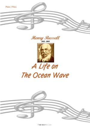 Sheet Music A Life on the Ocean Wave