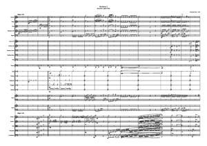 Sheet Music Sinfonia 2