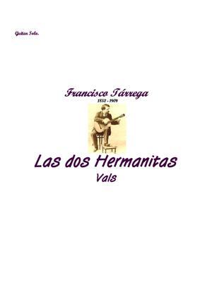 Sheet Music Las Dos Hermanitas
