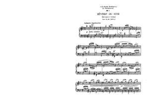 Sheet Music 6 Pieces
