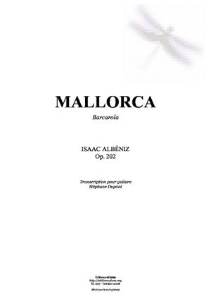 Sheet Music Mallorca