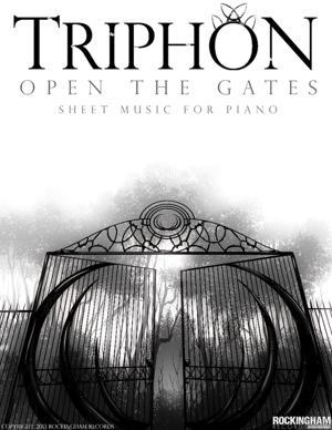Sheet Music Open The Gates