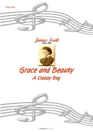 Sheet Music Grace and Beauty