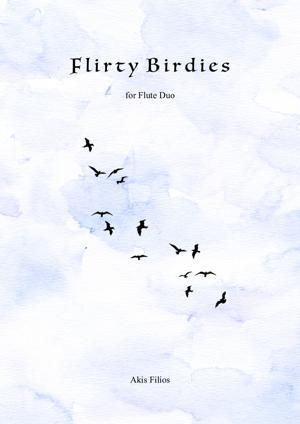 Sheet Music Flirty Birdies