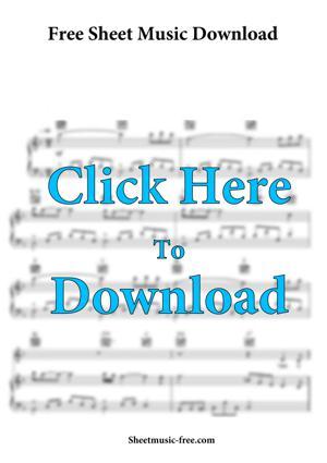 Sheet Music Gloria Gaynor - I Will Survive