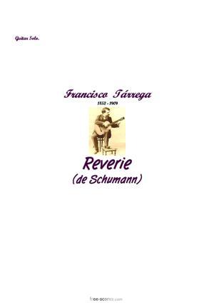 Sheet Music Reverie