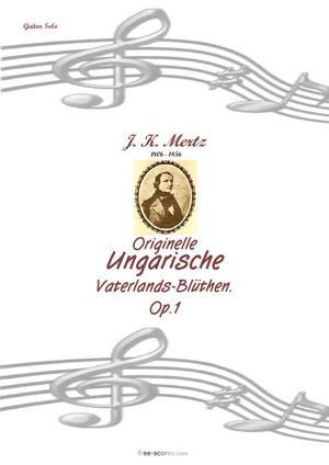 Sheet Music Originelle Ungarische