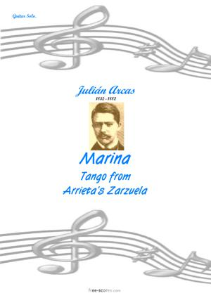 Sheet Music Marina
