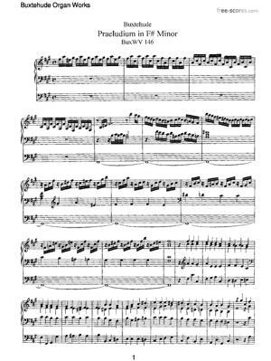 Sheet Music Preludes, Part 2